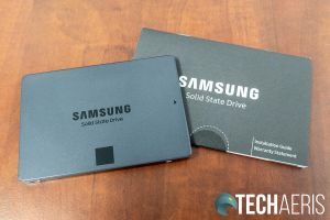 What's included with the Samsung 870 QVO V-NAND SSD