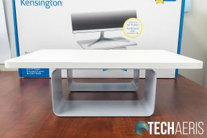 The Kensington FreshView Wellness Monitor Stand